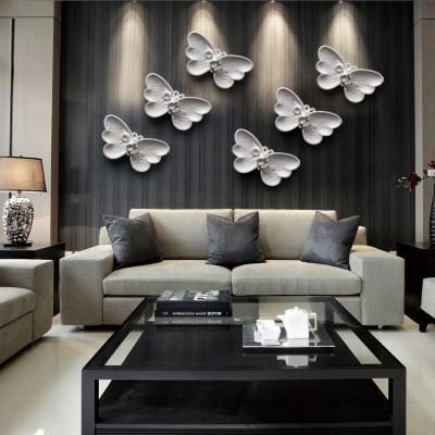 Cánh bướm 3D trang trí tường