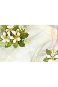 Tranh gạch 3D hoa H02