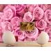 Tranh gạch 3D hoa H106