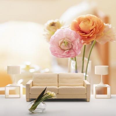 Tranh gạch 3D hoa H149