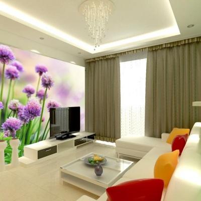 Tranh gạch 3D hoa H151