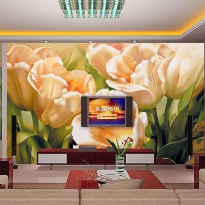 Tranh gạch 3D hoa H152