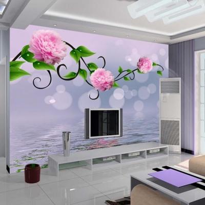 Tranh gạch 3D hoa H166