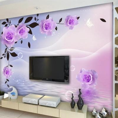Tranh gạch 3D hoa H169