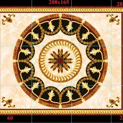 Sàn nhà 3D N1