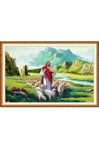 Tranh gạch 3D công giáo CG109