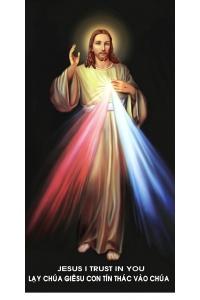 Tranh gạch 3D công giáo CG22