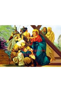 Tranh gạch 3D công giáo CG30