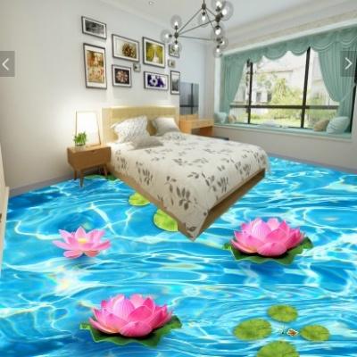 Sàn nhà 3d biển