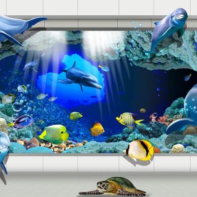 Video thực tế cá heo 3D