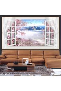 tranh phòng khách 0019T3D