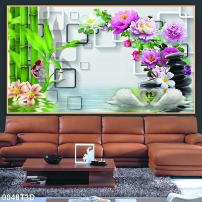 tranh phòng khách 0048T3D