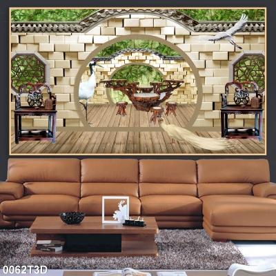 tranh phòng khách 0062T3D