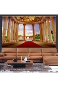 tranh phòng khách 0065T3D