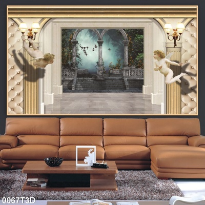 tranh phòng khách 0067T3D