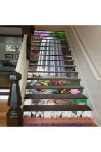 Tranh cầu thang 3D 10