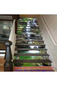 Tranh cầu thang 3D 11