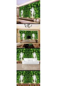 tranh gạch 3d phòng khách đẹp pk30